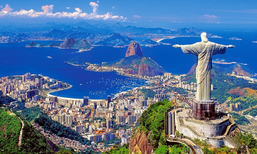 Incomparable view of Rio
