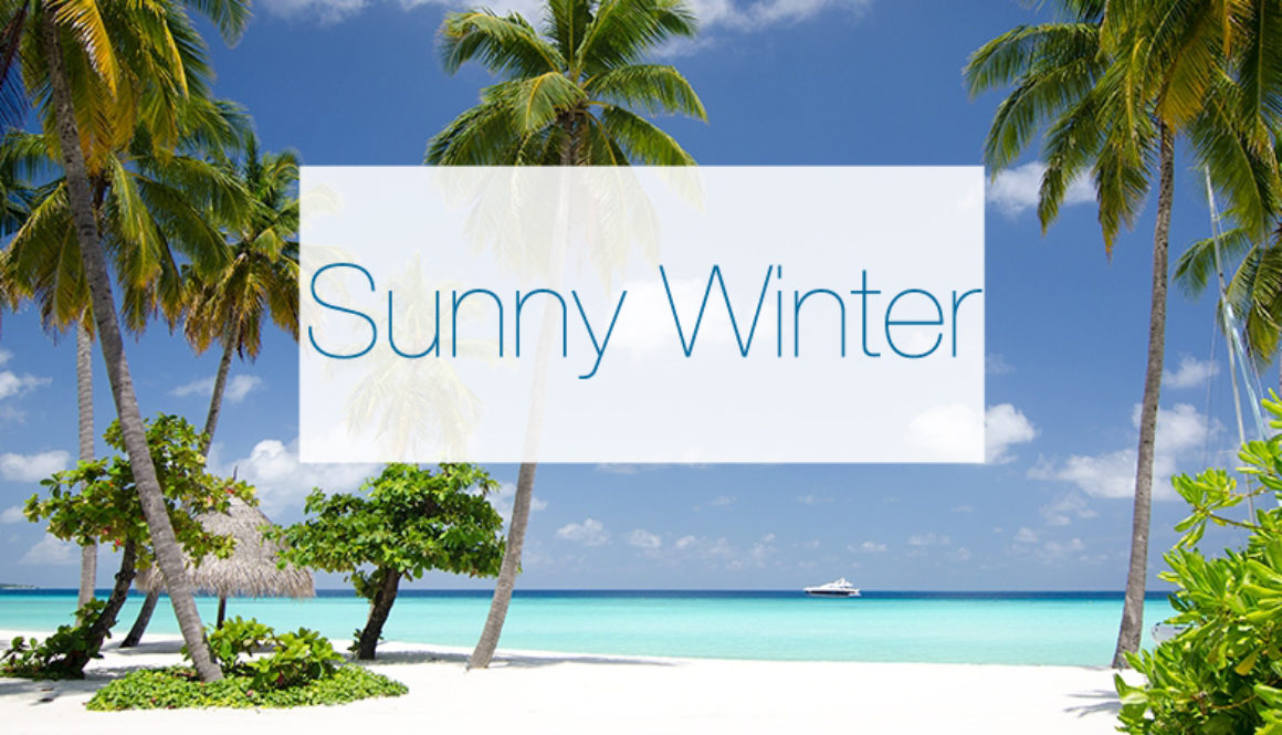 For a sunny winter!