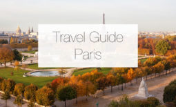 Travel Guide: Paris